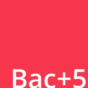 Niveau Bac+5